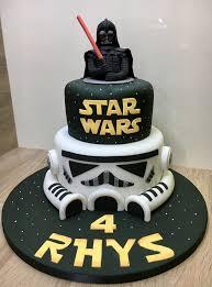wars birthday cake wars birthday cake ideas 1036 best wars trek cakes