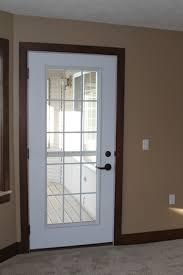 15 Lite Exterior Door Steel Doors Builders Millwork Window