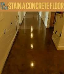 Basement Floor Stain by Stained Concrete Floor By Sweet Dreams Floors Pinterest