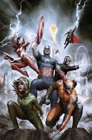 Uncanny Uncanny Avengers Appreciation Page 6