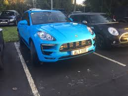 porsche riviera blue paint code miami blue on macan page 2 porsche macan forum