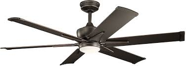 60 Ceiling Fans With Lights Kichler 300300oz Szeplo Patio Modern Olde Bronze 60 Ceiling Fan