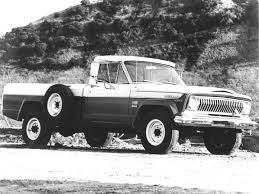 jeep concept truck gladiator jeep history in the 1960s