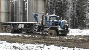 kenworth c500 for sale canada bed truck tracks right track systems int youtube