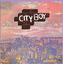 boy photo album city boy album