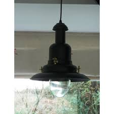 Fishermans Pendant Light Black Fisherman S Pendant Light 3 Sizes
