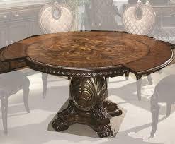 aico dining room aico round dining table sovereign ai 57001tb 51