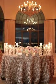 wedding table linens silk covered table linens elizabeth designs the