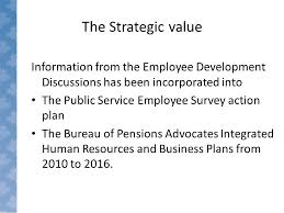 bureau des pensions employee development discussion bureau of pensions advocates