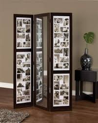 mirrored room dividers foter