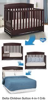 Delta Convertible Crib Toddler Rail 69 Best Cribs Images On Pinterest Convertible Crib Delta