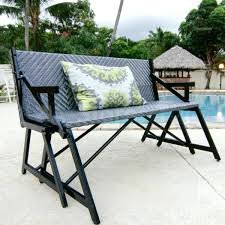 convertible garden bench to picnic table plans bench decoration