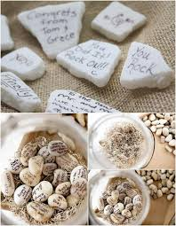 wedding wishing stones get creative wishing stones wedding guest book weddbook