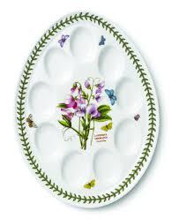 egg plate portmeirion botanic garden devilled egg plate portmeirion usa