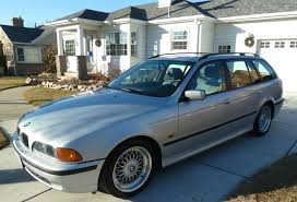 bmw station wagon 2000 bmw 528i touring with 25 000 miles german cars for sale blog