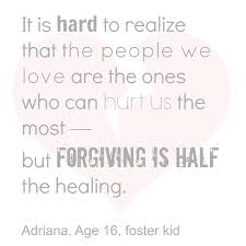 Age Love Quotes by Attempting Agape Foster Care Quotes