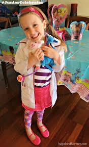 doc mcstuffins costume doc mcstuffins dress up snack time a disney junior
