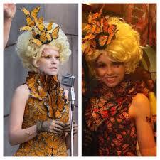 Effie Halloween Costume Effie U0027s Butterfly Dress Costume Catching Fire Movies Shows