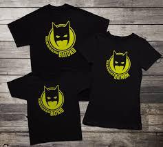 batman of the family batfamily family t shirt set inspired by batman