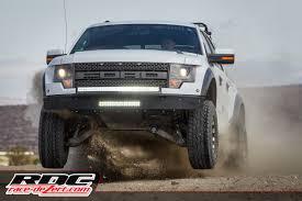Ford Raptor Competitor - roush off road raptor shakedown race dezert com