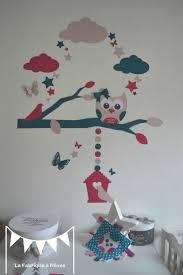 stickers elephant chambre bébé stickers hibou chouette arbre nichoir oiseaux papillons étoiles