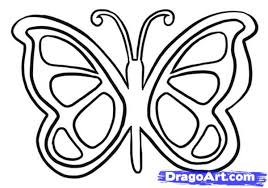 butterfly drawing best images collections hd for gadget windows