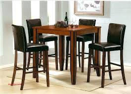 glass pub table and chairs pub table and chairs magnificent square bistro table and chairs