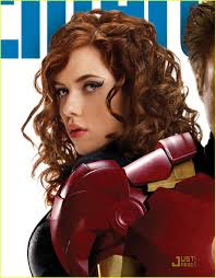 iron man 2 cast covers entertainment weekly photo 2054521