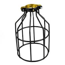 Temporary Lighting String by Adamax Metal Lamp Guard Wlg1b The Home Depot