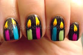 birthday nail art nail art ideas pinterest nail designs for