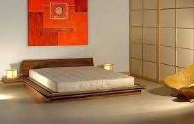 costruire letto giapponese letti bassi matrimoniali giapponesi foto 15 26 design mag