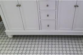 octagon dot 12 x 12 white light gray gloss dot daltile