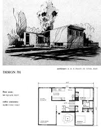mcm house plan architecture u0026 fittings modernist brutalist