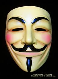 anonymous mask resin flesh fawkes anonymous mask version 2 19 99