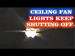 why do my lights flicker ceiling light ceiling fan lights flickering how to fix youtube