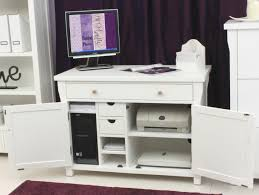 Compact Secretary Desk Furniture Diy Hideaway Desk For Lovely Home Office Decoration