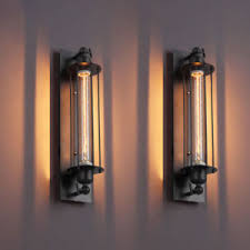 Edison Wall Sconce Retro Rustic Steam Wall Sconce Vintage Edison Wall Mounted
