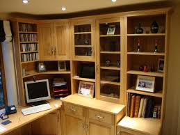 Book Cabinet With Doors by Natural Old Cabinet Incorporates Book Case And Open Shelving With