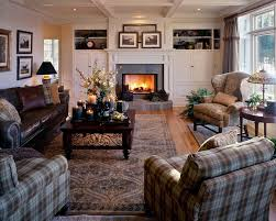 Plaid Living Room Furniture | 1998 showcase