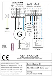 automatic transfer switch wiring diagram free efcaviation com
