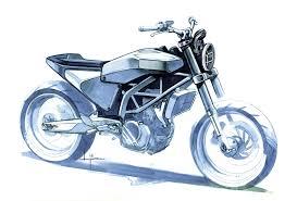 husqvarna motocross bikes design sketch husqvarna 401 vitpilen concept bike sketch