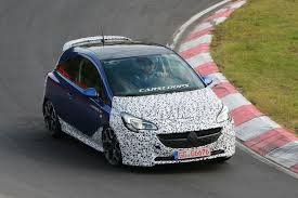 opel corsa opc white new opel corsa opc gets 210ps 1 6l turbo claims leaked doc