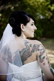 66 best tattooed brides images on pinterest wedding stuff