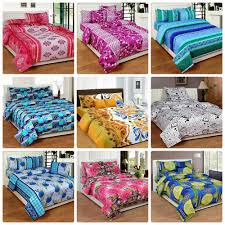 bed sheet fabric handloom cotton textile 100 home furnishing bedsheet fabric at rs