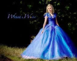 cinderella dress disney princess dress new cinderella blue