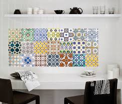 carrelage cuisine mosaique stickers autocollants tuile stickers stickers carrelage