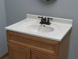 Sink Bowl On Top Of Vanity Imperial 37