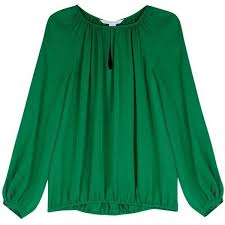 green womens blouse womens blouses diane furstenberg hathaway green silk blouse