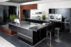 cuisine ouverte moderne cuisine americaine moderne moderne frizure muske glass apt