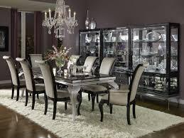 Michael Amini Furniture European Modern Dining Set Usa Warehouse Furniture
